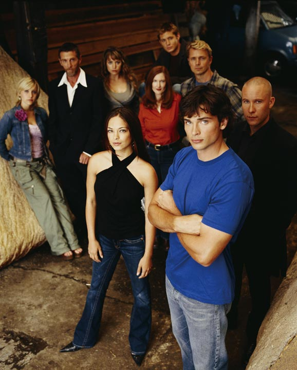 smallville stream ita
